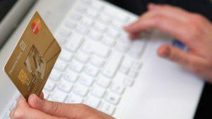 Shopping Kreditkarte