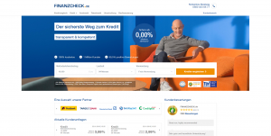 finanzcheck.de Screenshot